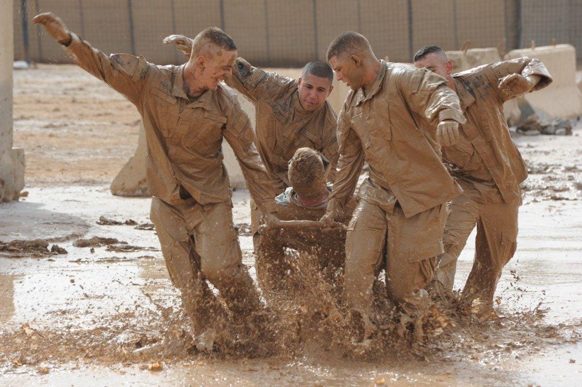 Navy Seals Training und Box Breathing
